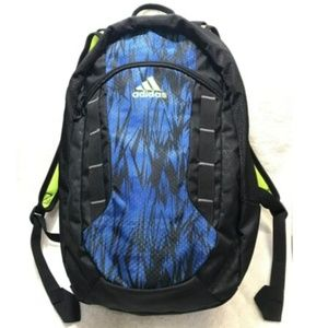 NEW! Adidas Rush Backpack Load spring shoulder